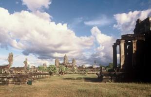 Cambodia angkor-wat