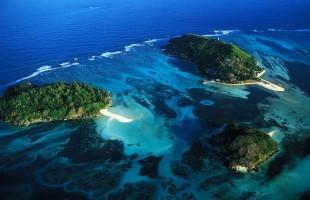 Seychelles Sainte Anne Marine Park