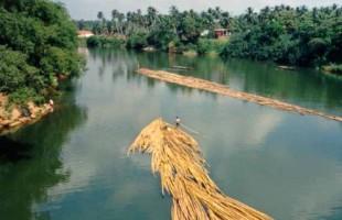Sri Lanka - Kelani Ganga River