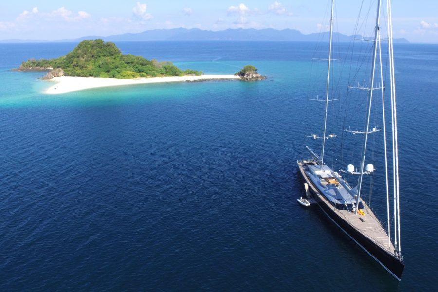Phuket Thailand Asia Pacific Superyachts