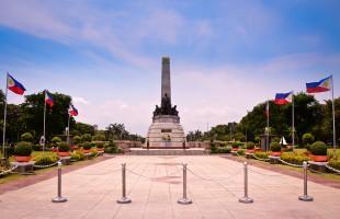 Philippines Manila Rizal_Monument_at_Rizal_Park