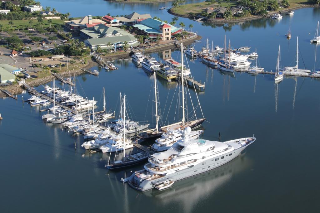 Fiji's Port Denarau Marina awarded 'International Marina