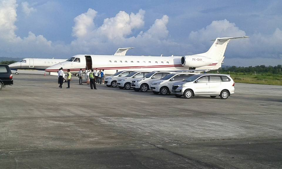 First Private Jet Permits For Domestic Airport Landings In