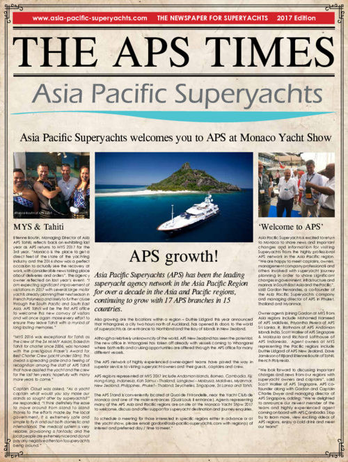 Download The APS Times 2017