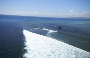 Fiji seas