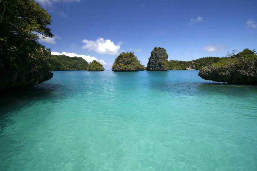 Photo Fiji Tourism Bay of Island