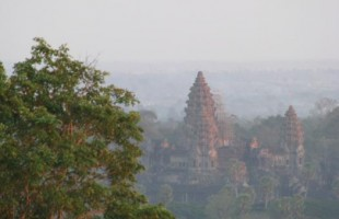 Cambodia angkor-wat-view-from-bakheng