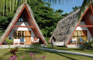 Seychelles La Digue Island Lodge