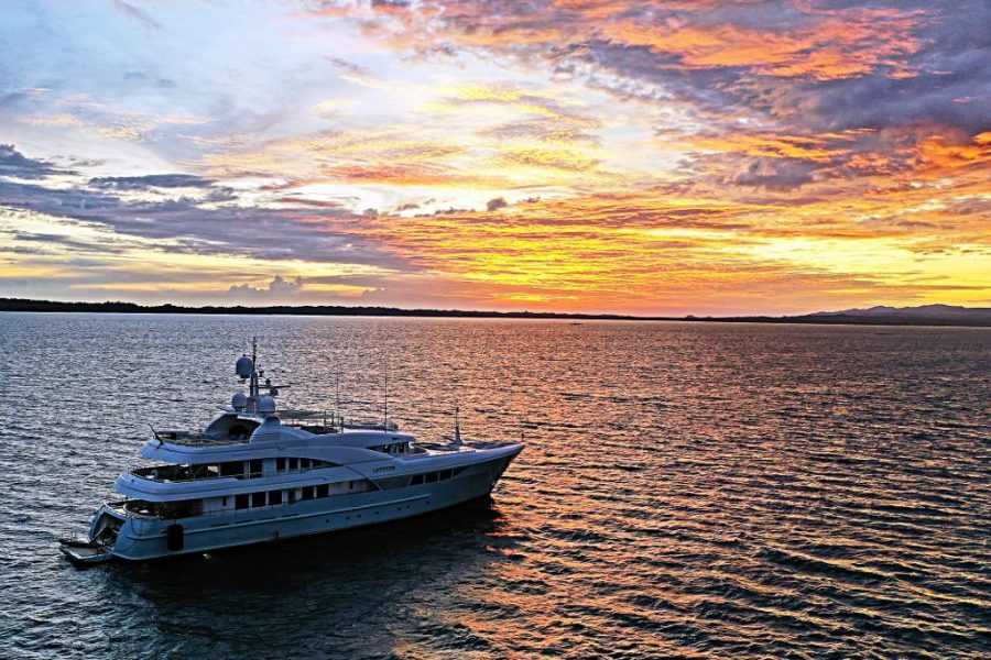 APS Indonesia 'Sunset in Raja Ampat'